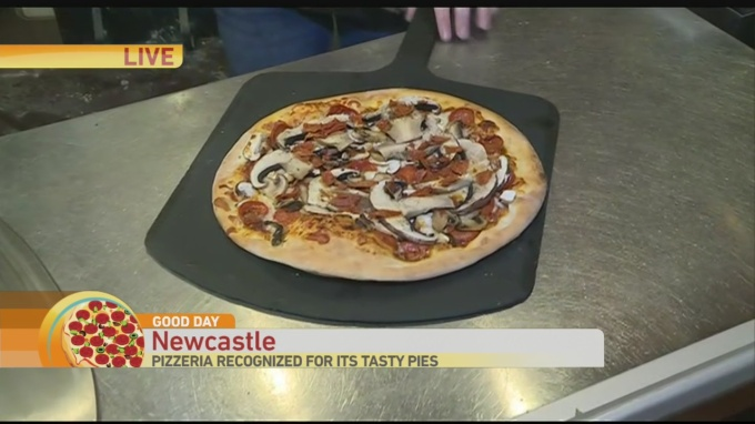 Newcastle pizza 1