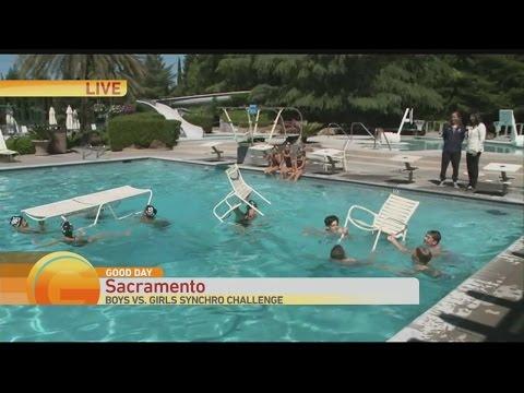 Swim Challenge 1