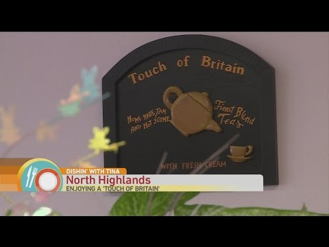 Touch of Britian Dishin 1