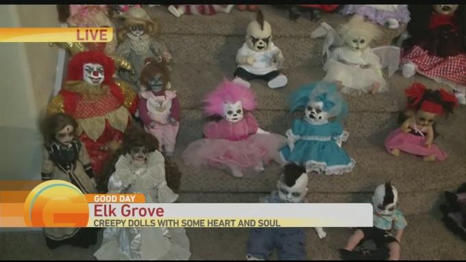 Zombie Dolls 1