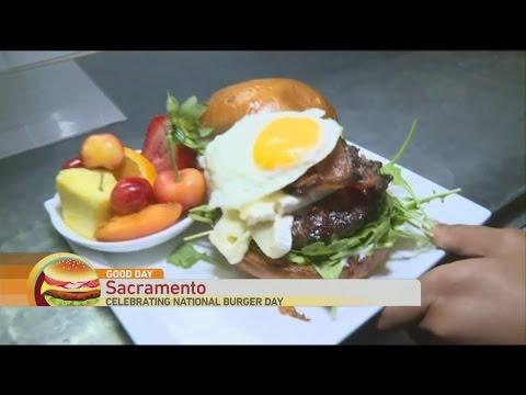 Bacon Butter Burger 1