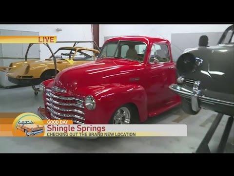 Classic Car Restore 1