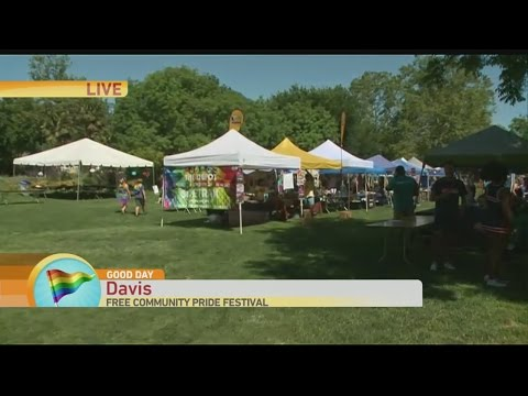 Davis Pride Sunday 2