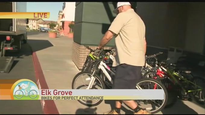 EGUSD Bike Giveaway 2