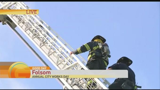 Folsom City Works Day 1