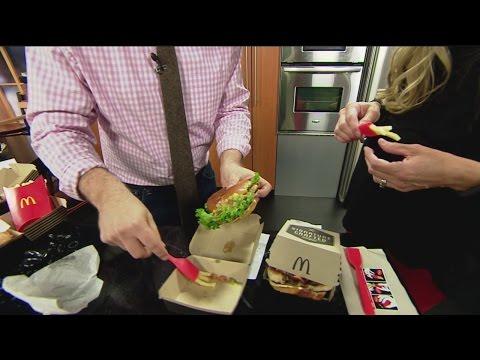 McDonalds Sandwiches 1