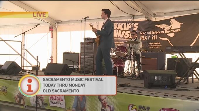 Sac Music Fest Prep 1