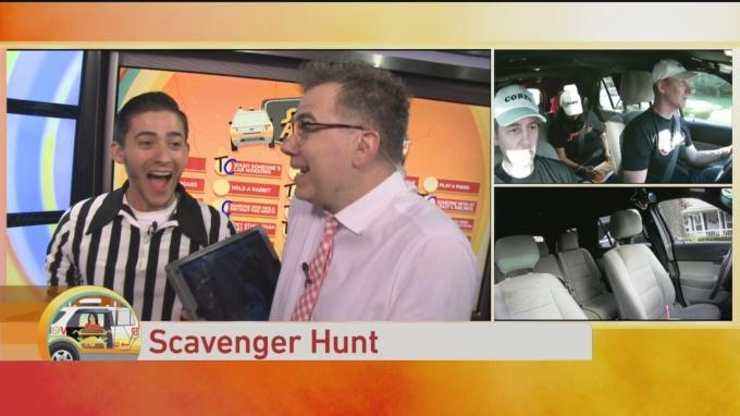 Scavenger Hunt 10