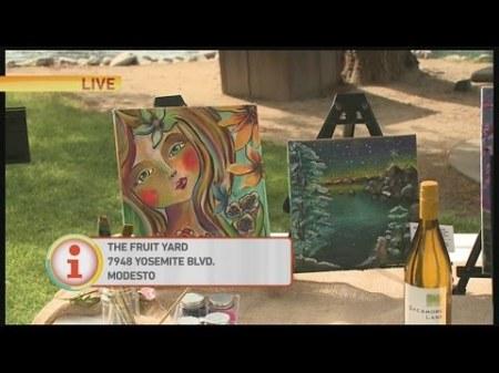 Wine art by park 1