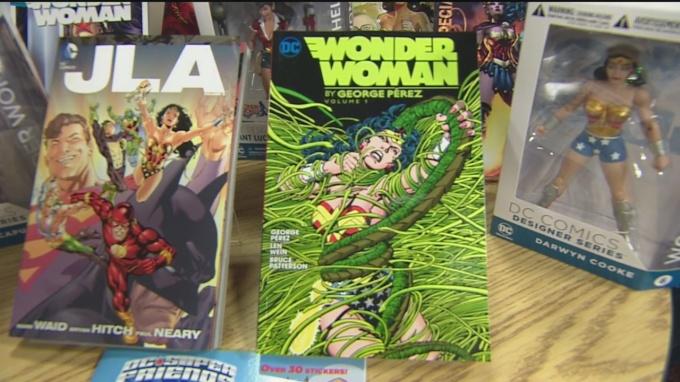 Wonder Woman Empire 1