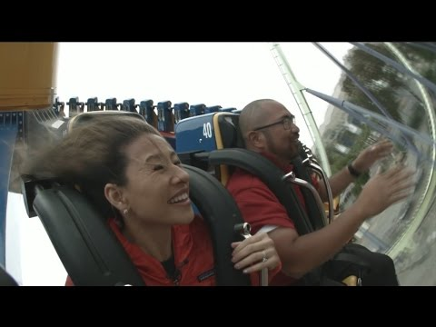 Wonder Woman Ride 2