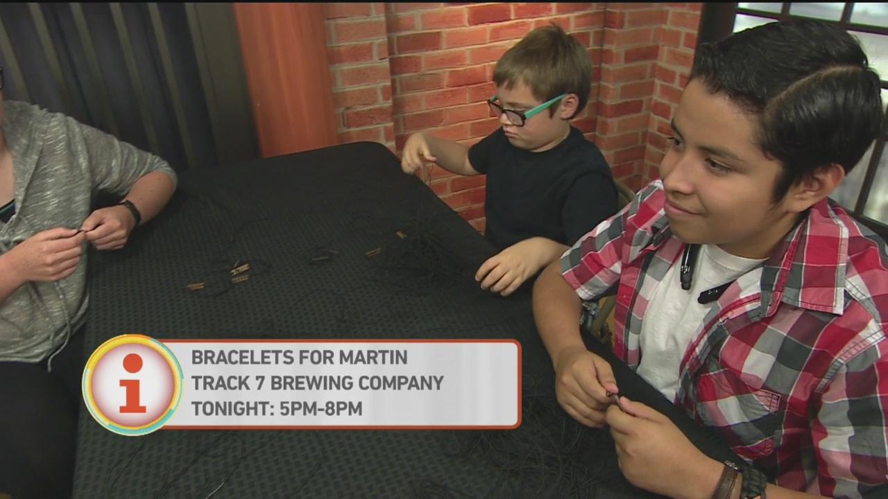 Bracelets for Martin 1