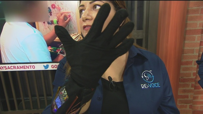 Brightsign Glove 1
