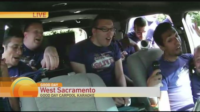 Carpool Karaoke 1