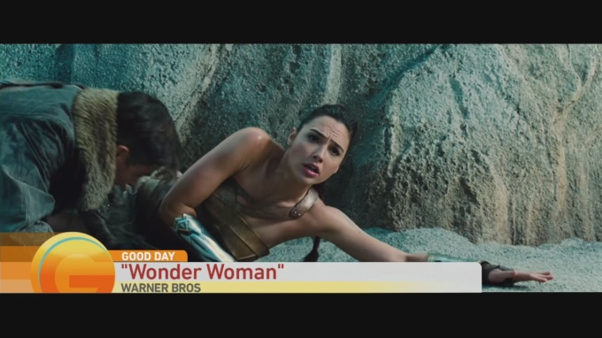 Chew on Wonder Woman 1