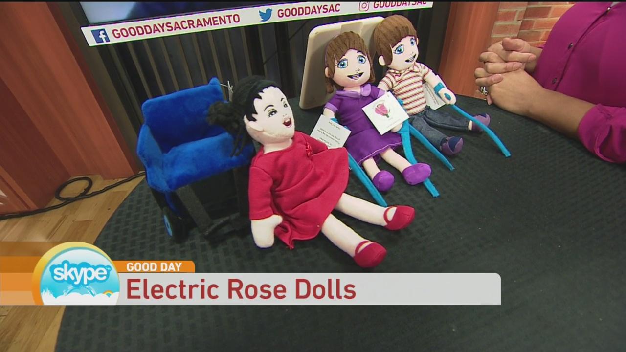 Electric Rose 1