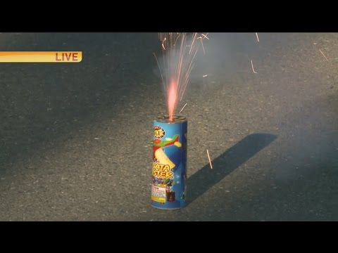 Firework Saferty 1