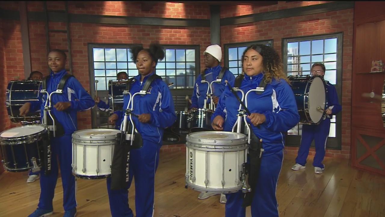 Grant Drumline 2