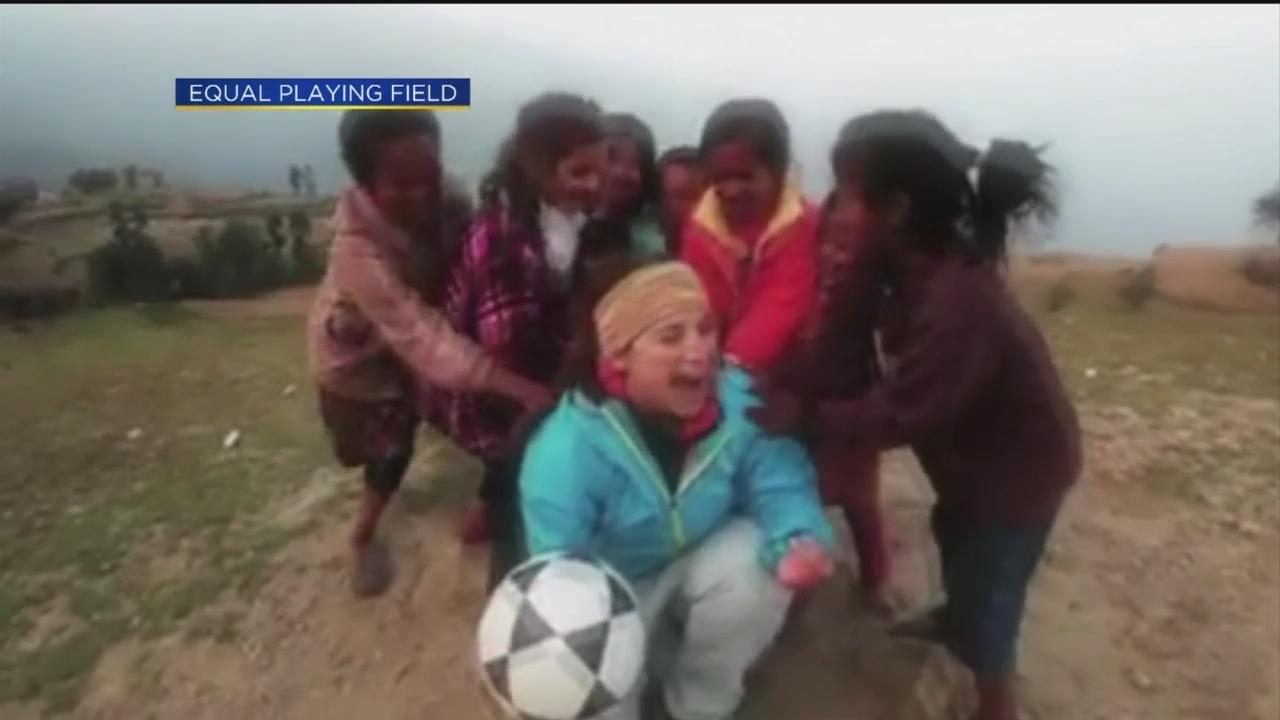 Kilamanjaro soccer 1