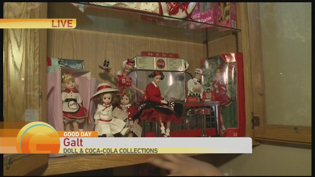 Kooky Collection Dolls Coke 1