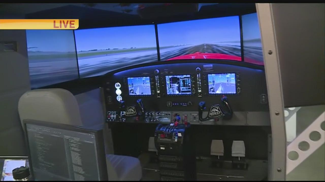 Precision Flight Control 1