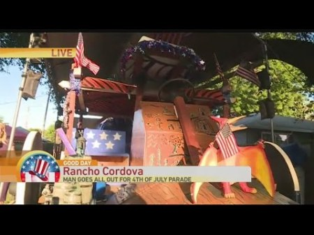 Rancho 4th Float 1