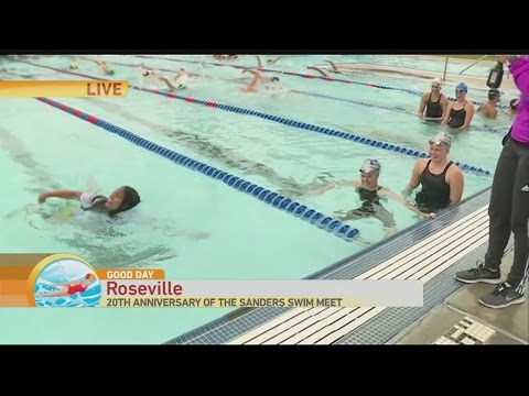 Summer Sanders Swim 2