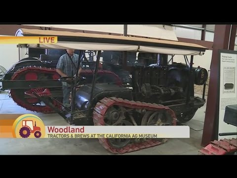 Tractors and Brew 2