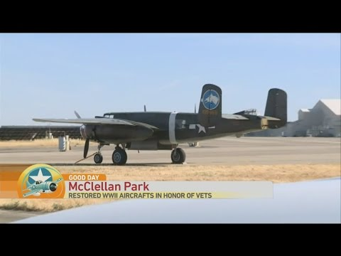 WWII Vets Planes 1