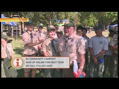 Boy Scout Campout 2