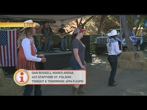Folsom Rodeo 2