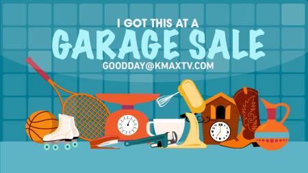 Garage sale 1