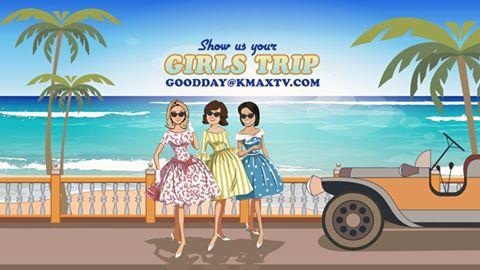 Girls Road Trip 1