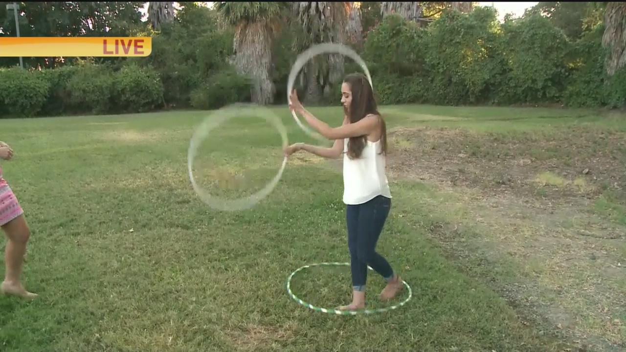 Hoop Dancer 1
