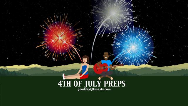 July 4 Prep 1