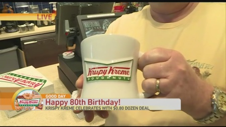 Krispy Kreme 80 1