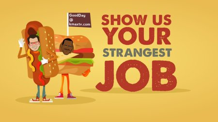 Strangest Job 1