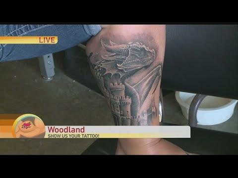 Tattoo Day 2