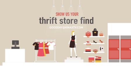 Thrift Store Find 1