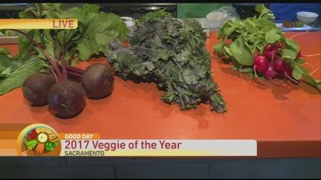 Veg of Year 1