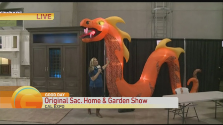 Food dance creaturecon eppieskids author benefit and more today in the news norcalnews for Sacramento home and garden show 2017