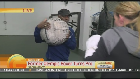 Female Boxer 2