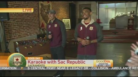 Soccer Karaoke 2