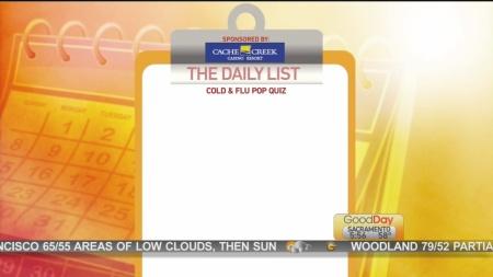 Sept 12 Daily List